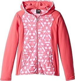 Honeysuckle Pink Shibori Print (Prior Season)