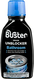 Buster Bathroom Drain Unblocker 10 fl oz