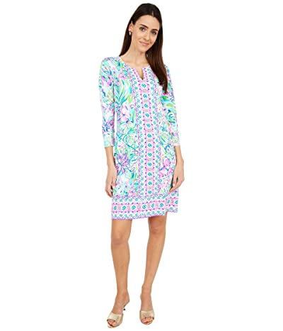 Lilly Pulitzer UPF 50+ Nadine Dress (Multi Lillys Favorite Things Engineered Chilly Lilly) Women