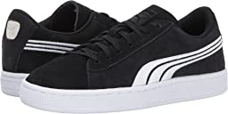 Puma Kids Suede Classic Badge Jr (Big Kid)