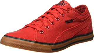 Puma Men's Yale Gum Solid Sneakers