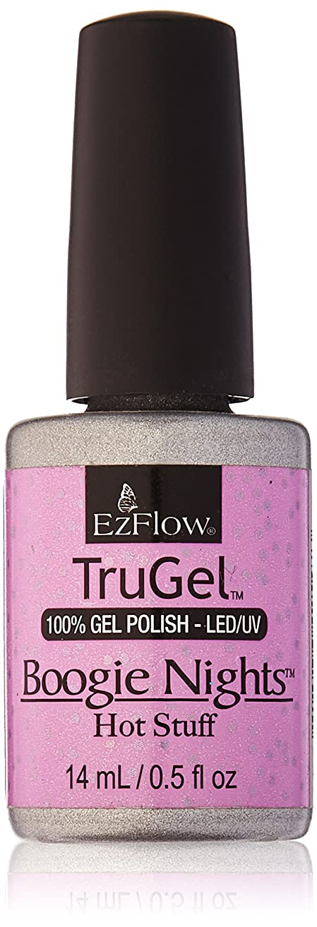 問い合わせからかうつかむEzFlow TruGel Gel Polish - Hot Stuff - 0.5oz / 14ml