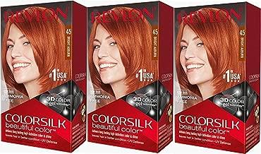 Best revlon colorsilk 45 bright auburn Reviews