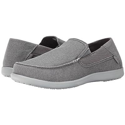Crocs Santa Cruz 2 Luxe (Charcoal/Light Grey) Men