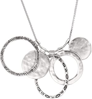Most Clever' Necklace in Sterling Silver