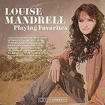 Louise Mandrell - Playing Favorites (2019) LEAK ALBUM