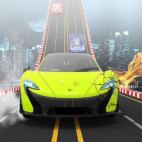 unmögliche Stunts Autorennen 3D-Spiele 2019