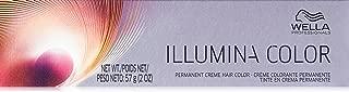 Wella Illumina Permanent Creme Hair Color, 9/60, 2 Ounce