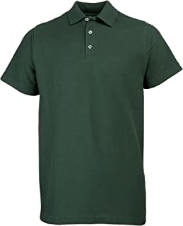 RTY Workwear Mens Pique Knit Heavyweight Polo Shirt (S-10XL) / Extra Large Sizes