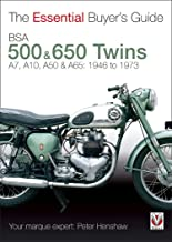 BSA 500 & 650 Twins: The Essential Buyer's Guide (Essential Buyer's Guide series)