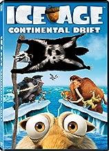 Ice Age: Continental Drift [DVD] (English audio. English subtitles)