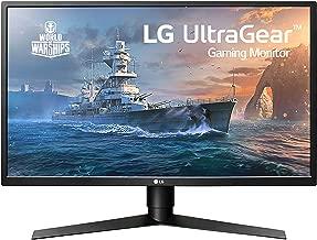 LG 27GK750F-B 27 Inch Ultragear Full HD G-SYNC Compatible Gaming Monitor