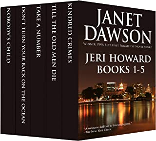 The Jeri Howard Anthology: Books 1-5 (The Jeri Howard Series)