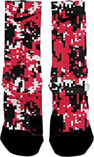 Blazer Digital Camo Custom Elite Socks