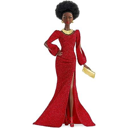 Barbie - Collector, muñeca afroamericana 40 aniversario (Mattel GLG35) , color/modelo surtido
