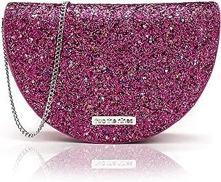 Best purple glitter clutch Reviews