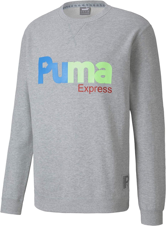Financial sales sale PUMA Golf- Express Crewneck Shirt Superlatite