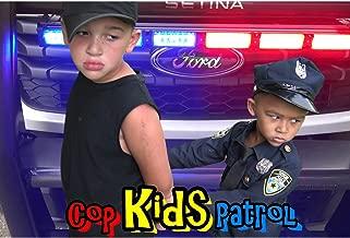 Cop Kids Patrol
