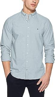 TOMMY HILFIGER Men's Cotton Oxford Shirt
