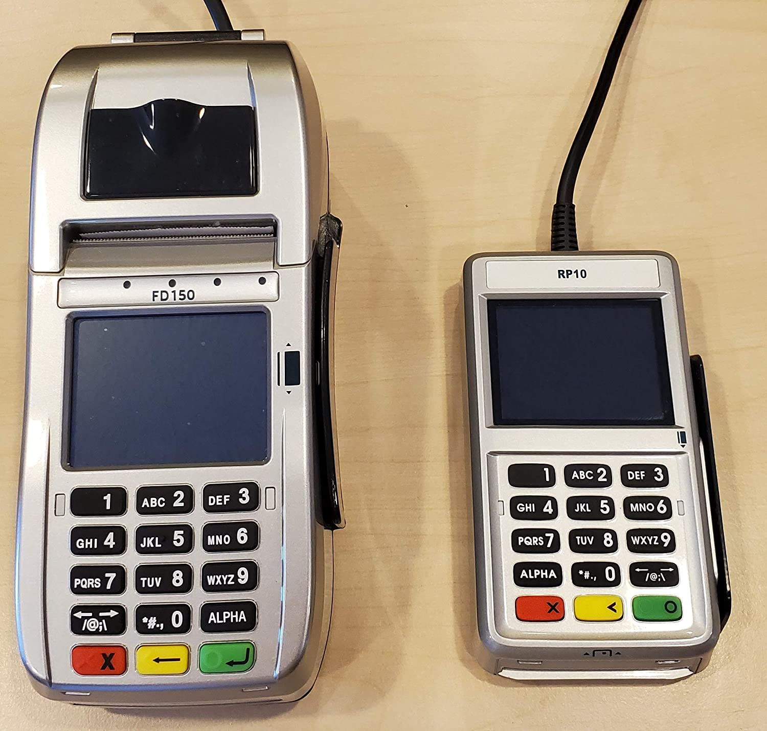 First Data FD150 Max 63% OFF EMV Credit Card Terminal PIN and with Ranking TOP7 Pad RP10