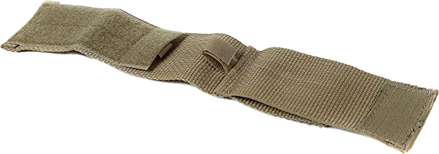 military watch strap with cover