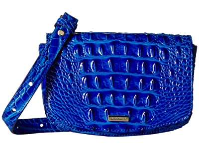 Brahmin Melbourne Lil (Cobalt) Handbags