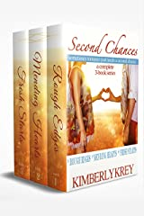 Second Chances Boxed Set: Complete Series: Three Full Length Romance Novels (Second Chances Series) Kindle Edition