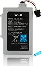 Best wii u remote battery pack Reviews