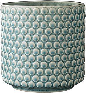 Bloomingville Pot de fleur, bleu ciel, cramique