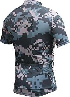 Corbah The Weekend Warrior Camo Cycling Jersey