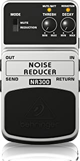Behringer Noise Reducer NR300 Ulitmate Noise Reduction Instrument Effects Pedal