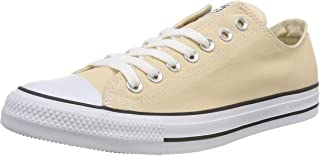 Converse Unisex Adults' CTAS Ox Trainers, Raw Ginger, 6 UK