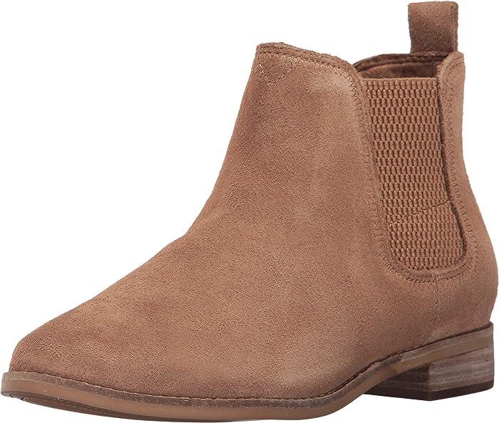 Chelsea Boots Flare & Brugg | Stiefel, Metallic look und Gold