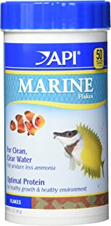 API FISH FOOD FLAKES, Formulated to help fish more readily use nutrients which means less..