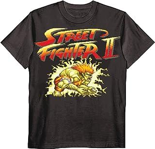 (テラソラル) terasolar ストリートファイターⅡ ブランカ Tシャツ