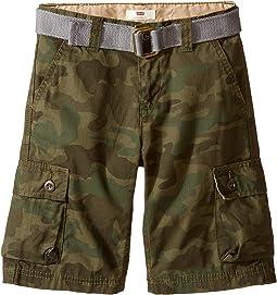 Levi's® Kids Westwood Cargo Shorts (Little Kids)