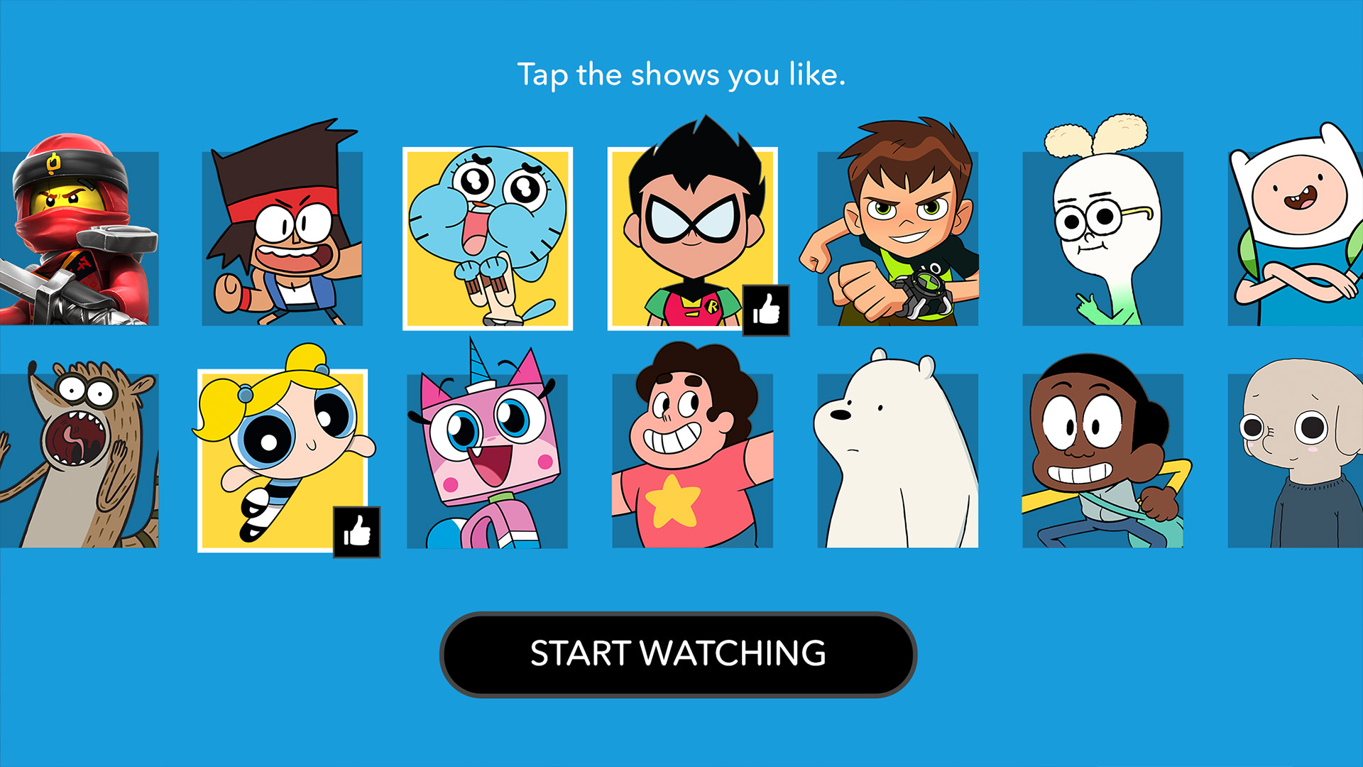 Cartoon Network App – Watch Full Episodes of Your Favorite Shows