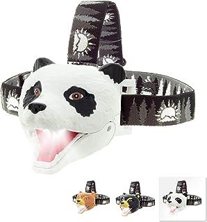 Sun Company Bear LED Headlamp - Bear Headlamps for Kids | Multiple Styles Available | Toy Head Lamp for Boys, Girls, or Ad...