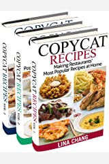 Copycat Recipes Box Set 3 Books in 1: Making Restaurants' Most Popular Recipes at Home Kindle Edition