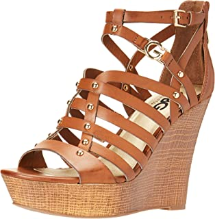 Best g by guess brown wedges Reviews