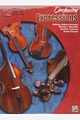 Orchestra Expressions, Book Two Student Edition (CD) Audio CD