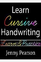 Learn Cursive Handwriting Kindle Edition