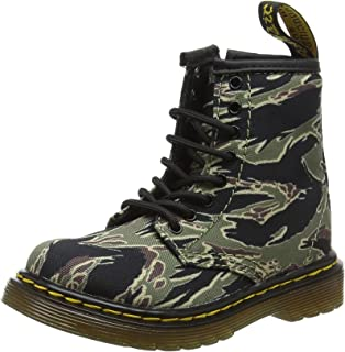 Dr. Martens Kid's Collection Mens 1460 Camo (Big Kid)