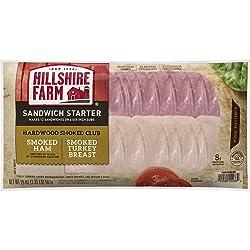 Hillshire Farms Hardwood Smoked Club Sandwich Starter, 20 oz.