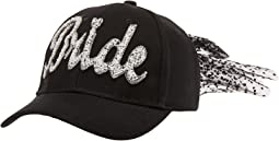 Betsey Johnson Retro Bride Baseball Cap