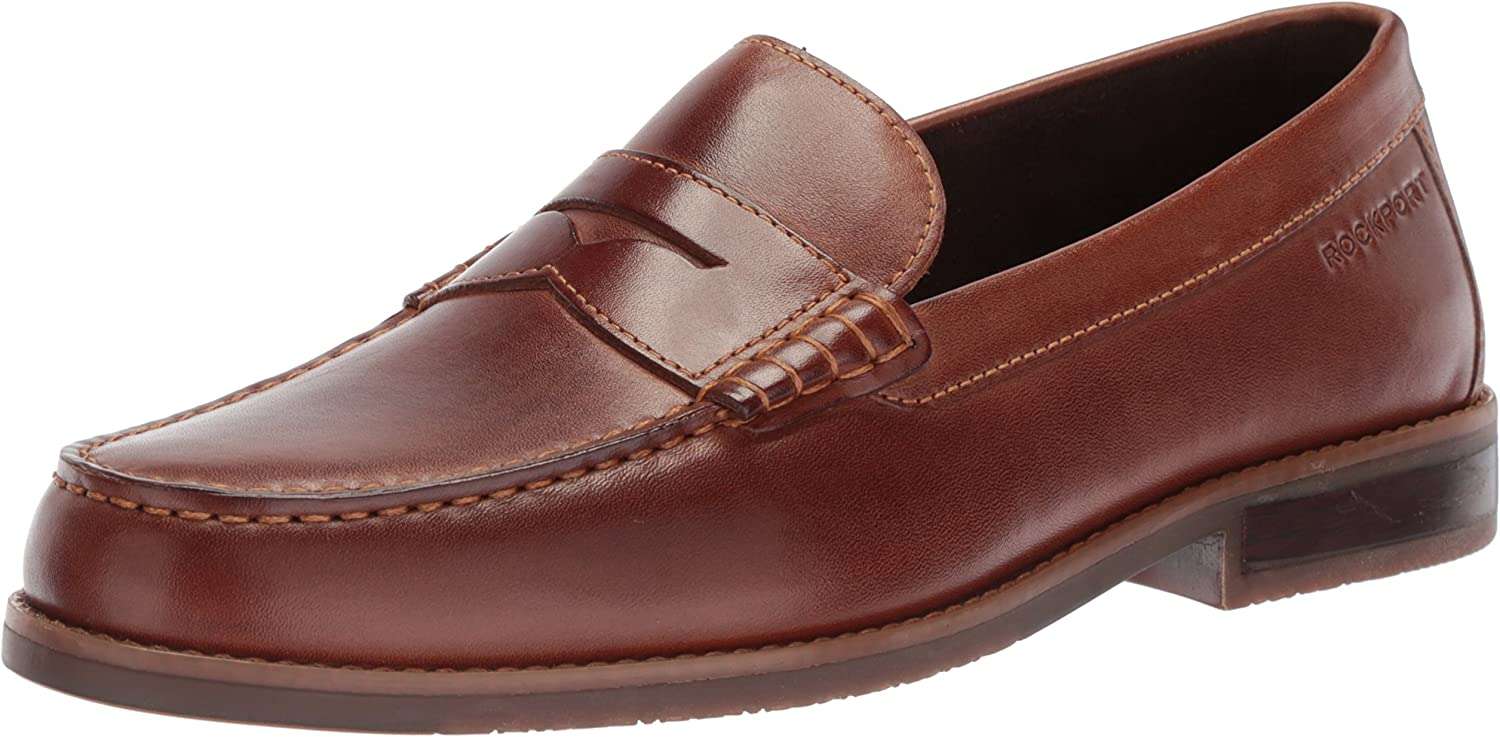 Rockport Mens Curtys Penny Curtys Penny