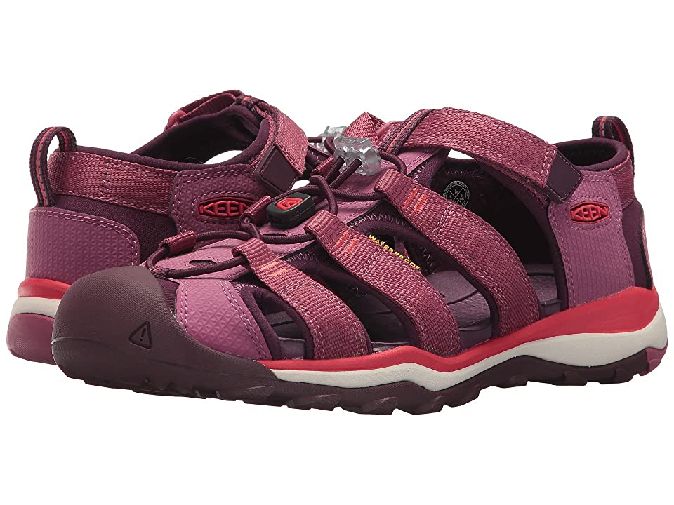 Keen Kids Newport Neo H2 (Little Kid/Big Kid) (Red Violet/Grape Wine) Girl