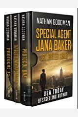 The Special Agent Jana Baker Spy-Thriller Series Box Set (Books 1-3) Kindle Edition