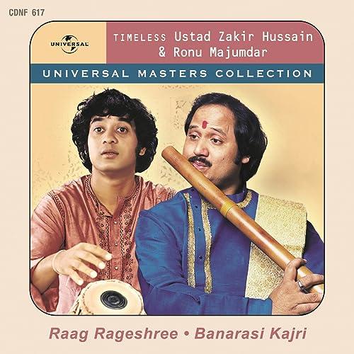 Amazon com: Timeless Ustad Zakir Hussain & Ronu Majumdar