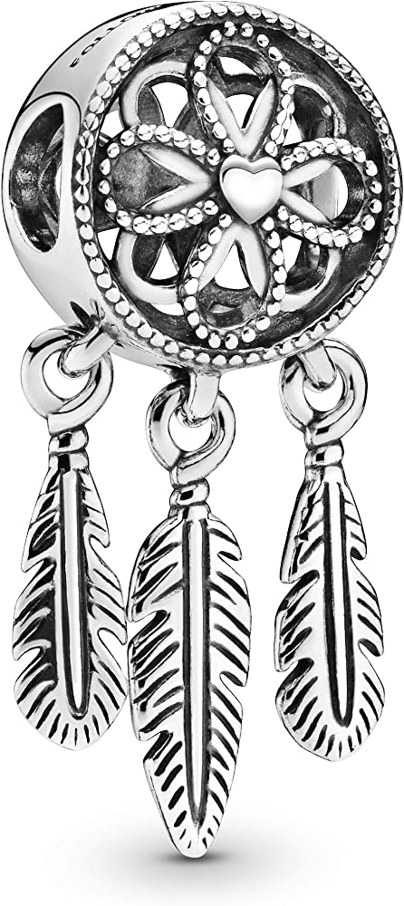 Pandora ciondolo bead charm donna argento stearling 925 797200